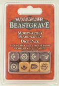 Warhammer 11096 Morgwaeth's Blade-coven Dice Set